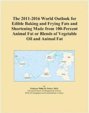 2011-2016 World Outllook for Edible Fats